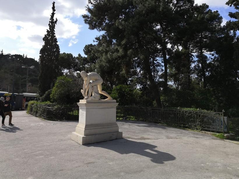 Сокровища прошлого. Не денежные богатства Афин - изображение 22