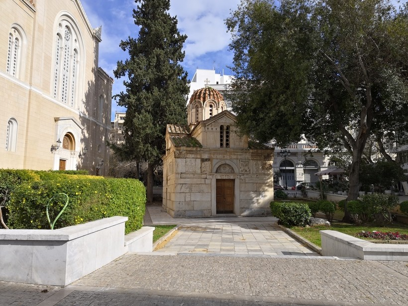 Сокровища прошлого. Не денежные богатства Афин - изображение 31