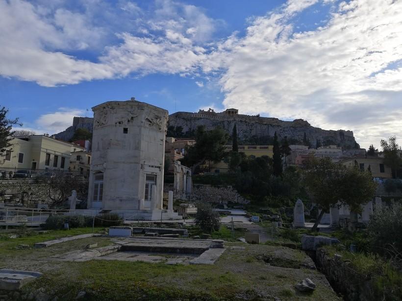 Сокровища прошлого. Не денежные богатства Афин - изображение 3