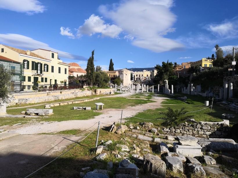 Сокровища прошлого. Не денежные богатства Афин - изображение 4