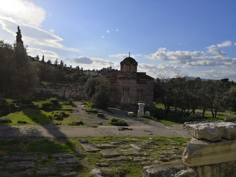Сокровища прошлого. Не денежные богатства Афин - изображение 32