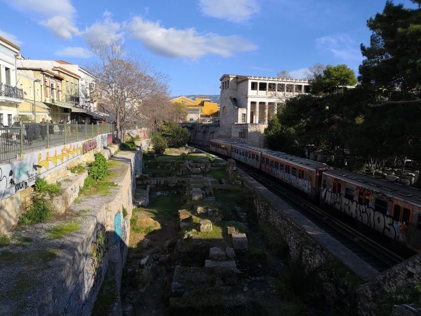 Сокровища прошлого. Не денежные богатства Афин - изображение 11