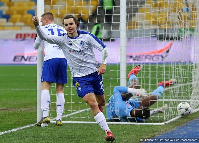 Топ-20 самых прогрессирующих футболистов чемпионата Украины - изображение 6