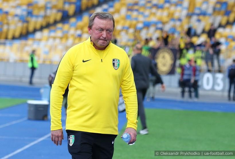 Володимир Шаран: Акцентуємо увагу на агресивному футболі - изображение 2