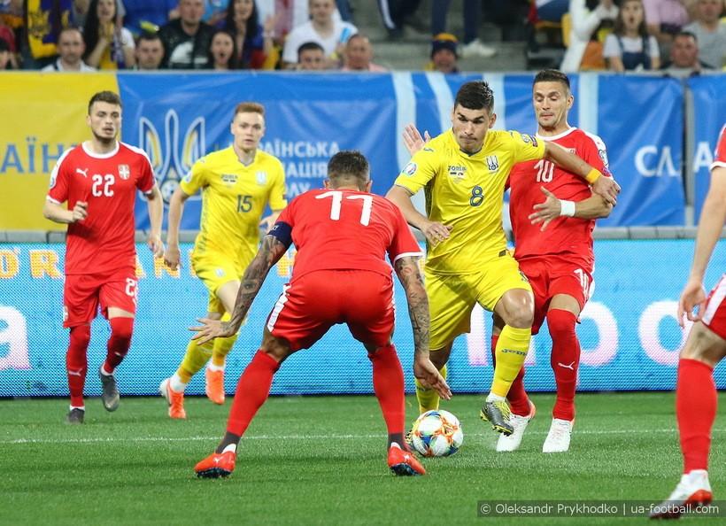 Самый лучший день заходил вчера. Акценты зрителя на играх сборных Украины - изображение 3