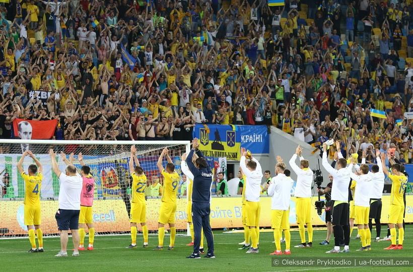 Старання Шевченка виправдовують жертву Євро-2016? Збірна України рухається вперед - изображение 1