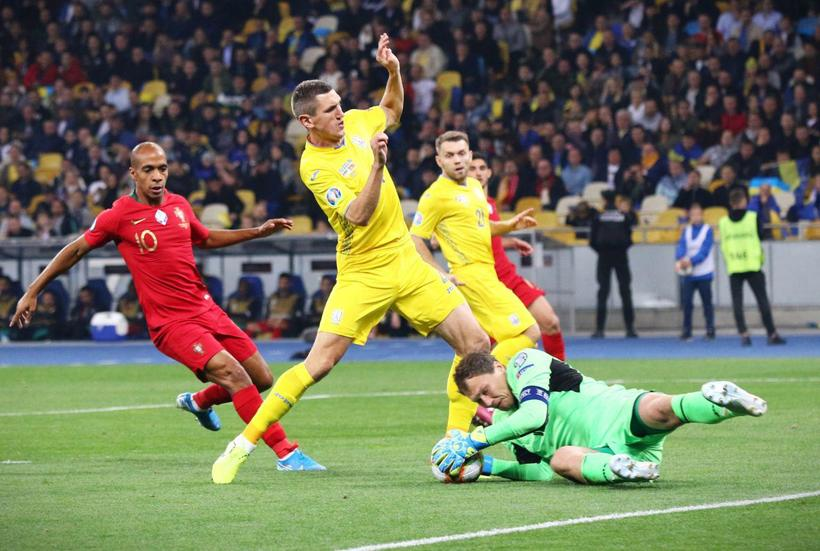 Украина - Португалия 2:1. Стопроцентная евроинтеграция, или Танец на костях чемпиона - изображение 3