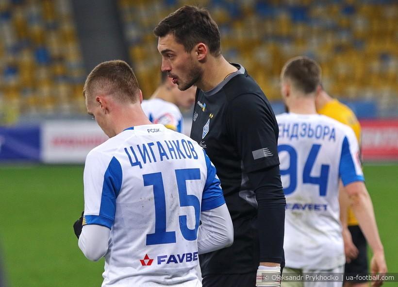 Виктор Цыганков (Динамо)