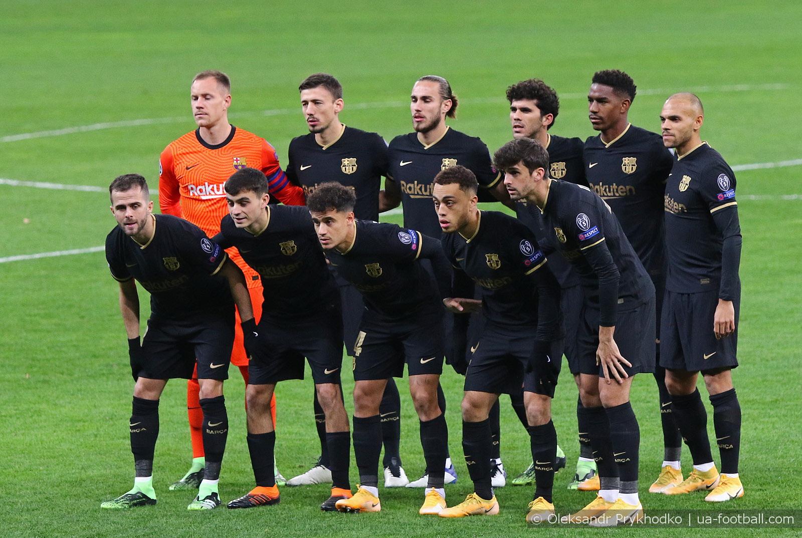 До гола и догола, или Молиться на Ювентус. Акценты зрителя на игре Динамо с Барселоной - изображение 1