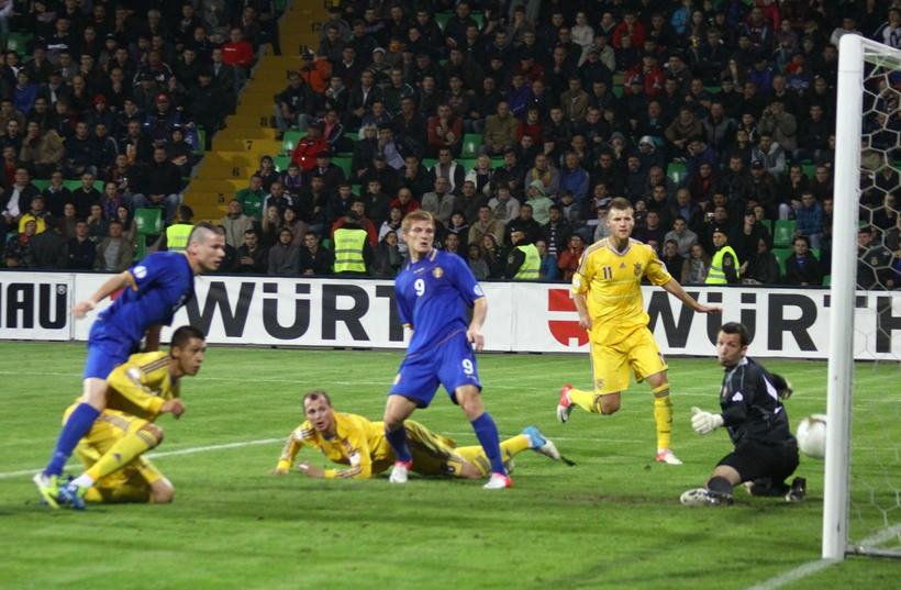 Відбір до ЧС-2014. Молдова - Україна 0:0. В полоні власної величі й породженої паніки - изображение 2