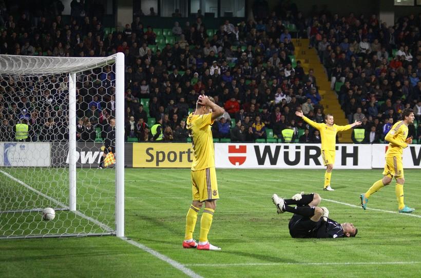 Відбір до ЧС-2014. Молдова - Україна 0:0. В полоні власної величі й породженої паніки - изображение 3