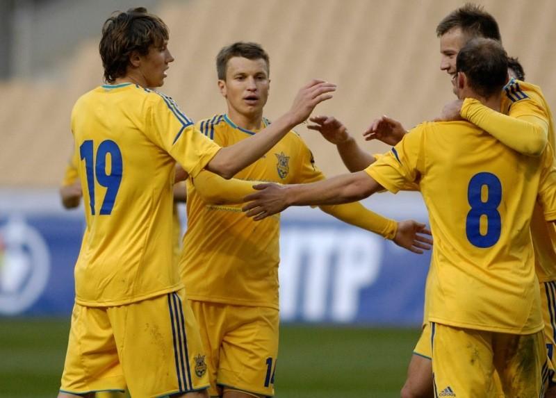 Товариський матч. Україна – Норвегія - 2:0. Домінація з елементами сумбуру - изображение 3