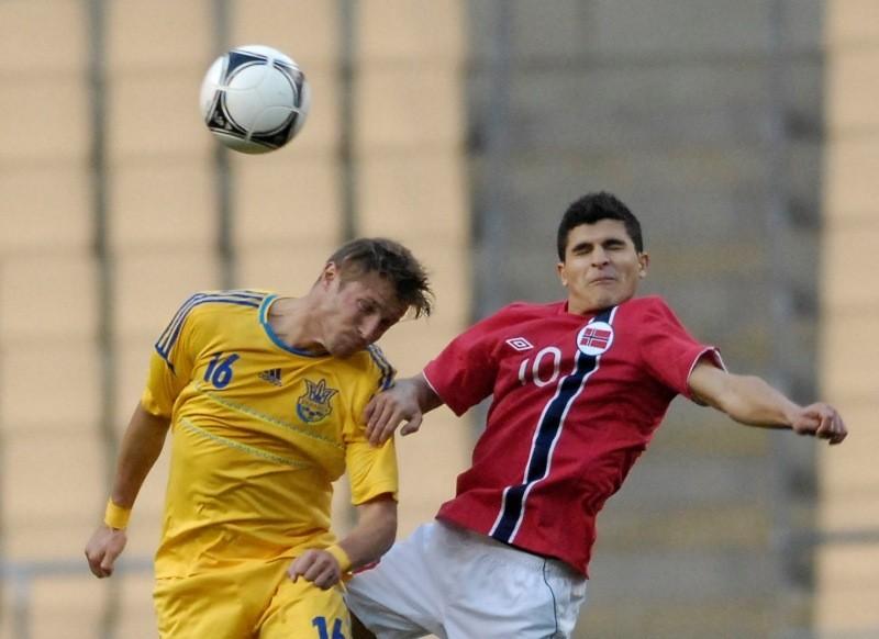 Товариський матч. Україна – Норвегія - 2:0. Домінація з елементами сумбуру - изображение 5