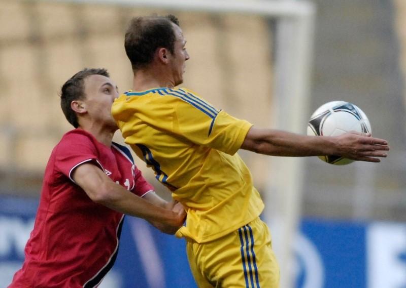 Товариський матч. Україна – Норвегія - 2:0. Домінація з елементами сумбуру - изображение 1
