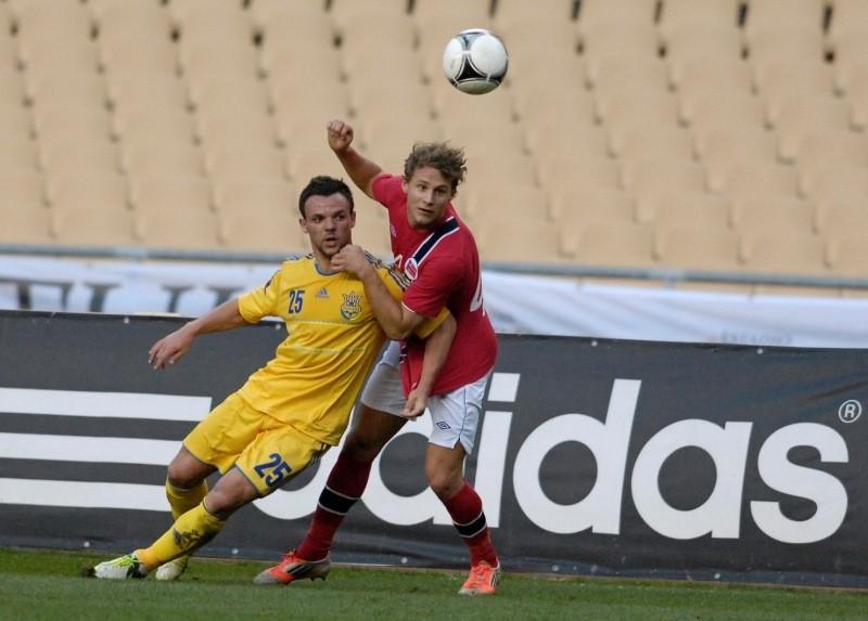 Товариський матч. Україна – Норвегія - 2:0. Домінація з елементами сумбуру - изображение 2