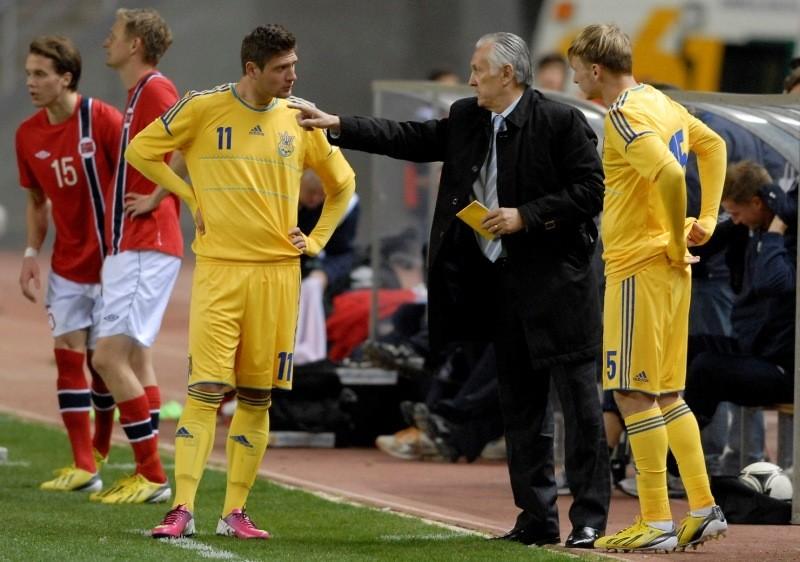 Товариський матч. Україна – Норвегія - 2:0. Домінація з елементами сумбуру - изображение 4