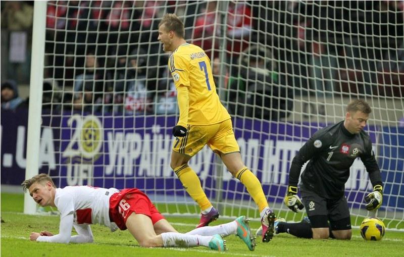 Польша - Украина 1:3. Оценки за матч - изображение 3