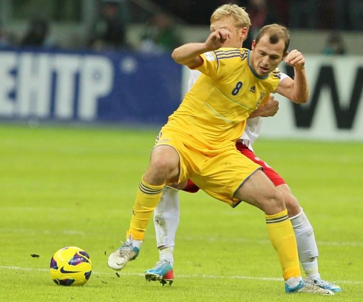 Польша - Украина 1:3. Оценки за матч - изображение 4