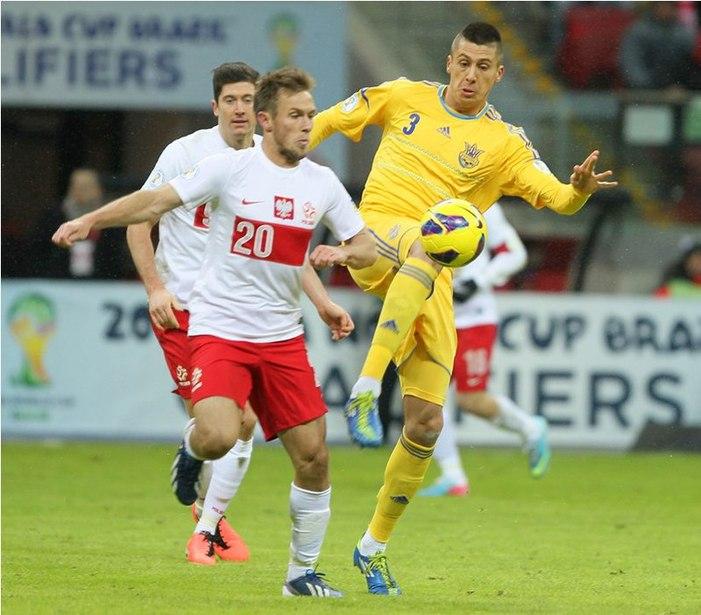 Польша - Украина 1:3. Оценки за матч - изображение 2