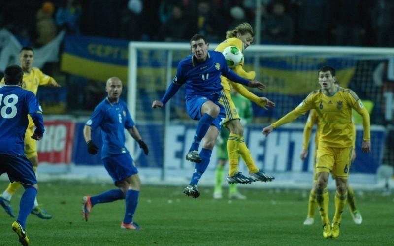 Украина - Молдова. Оценки за матч - изображение 2