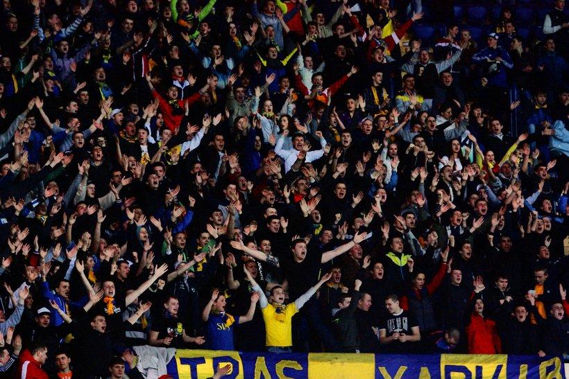 112 найвідвідуваніших матчів в історії чемпіонатів України - изображение 3