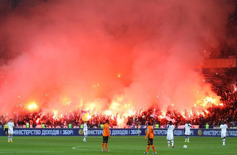 112 найвідвідуваніших матчів в історії чемпіонатів України - изображение 1