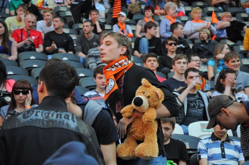 112 найвідвідуваніших матчів в історії чемпіонатів України - изображение 2