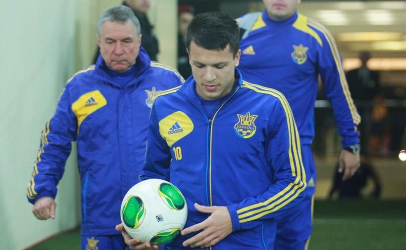 Игрок месяца по версии UA-Футбол. Евгений Коноплянка - лучший в октябре - изображение 2